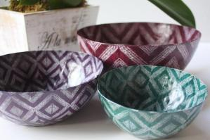 Wola Nani Bowls - set of 3